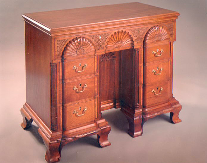 ornate writing desk English antique desks & writing tables as well as high quality reproduction desks with leather or wood tops.